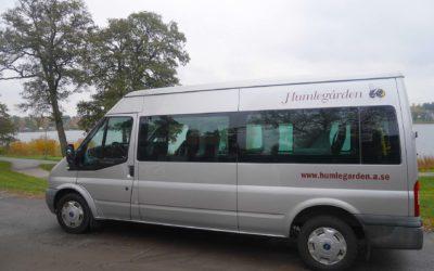 Vår nya buss