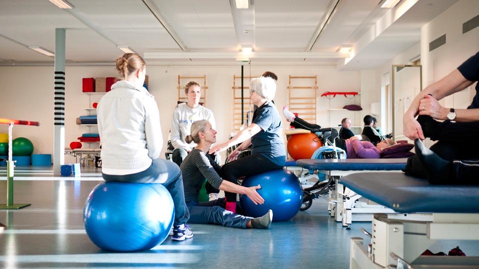 Nyhet under 2020 – Parkinsonkurs med inriktning mot balansträning