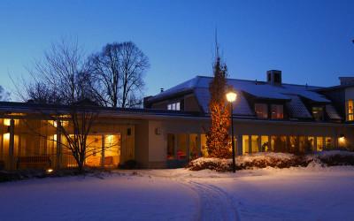 Vinter på Humlegården